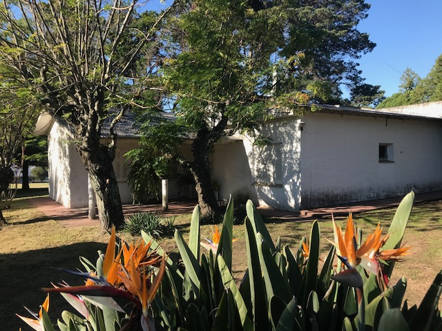 Immo Globus Haus mit Park Nueva Helvecia